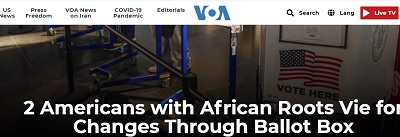 Voice of America(VOA)