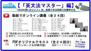 hiro式オンライン英会話スクール学習内容